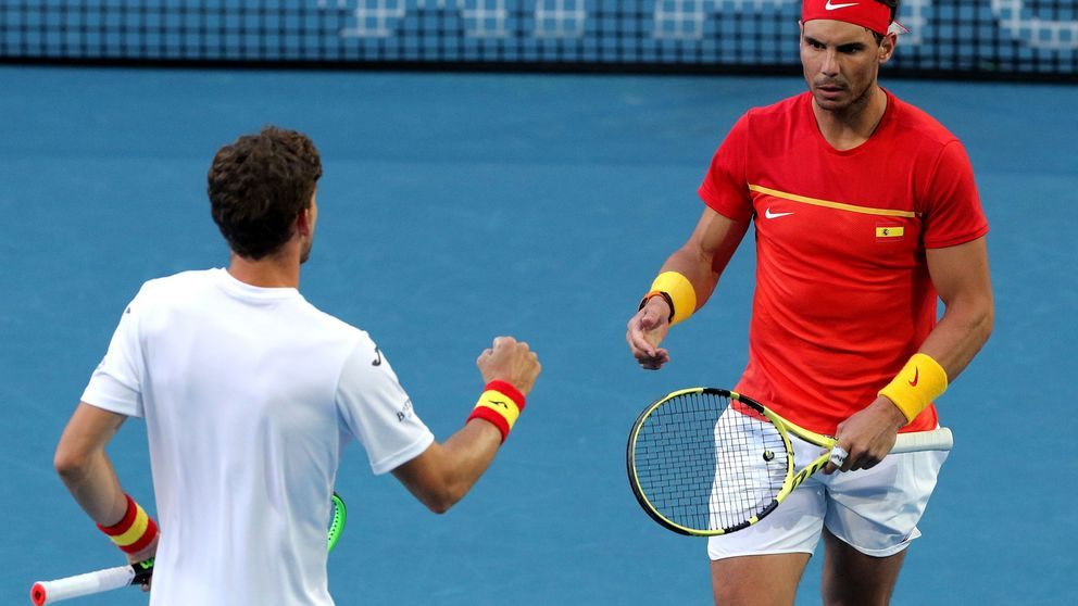Los premios de la ATP Cup: ¿cuánto dinero se llevan Rafa Nadal y Novak Djokovic?