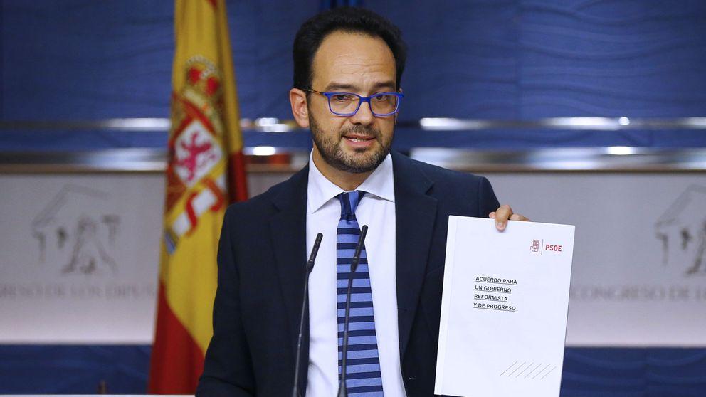 Cruce de acusaciones entre Podemos y PSOE por el desacuerdo
