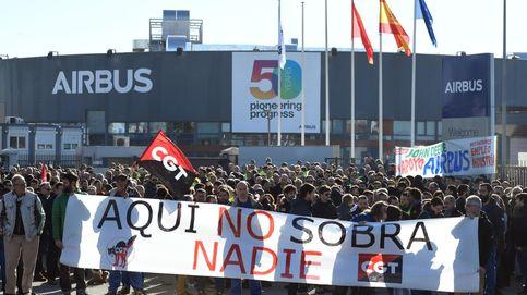 Airbus despedirá en España a uno de cada cinco empleados de su negocio civil