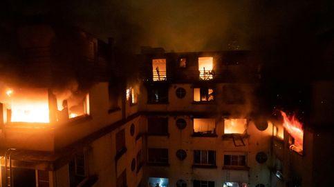 Detienen a una mujer por el incendio de París que ha causado diez fallecidos