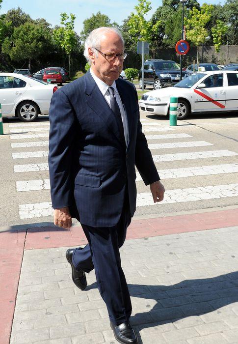 Foto: El exministro Miguel Boyer, en una imagen de archivo (I.C.)