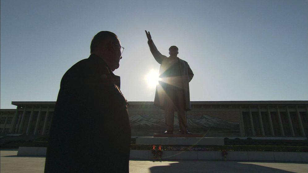 Foto: Dresnok, el último desertor estadounidense en Corea del Norte