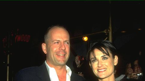 Bruce Willis y Demi Moore, juntos de nuevo: cuarentena familiar en pijama