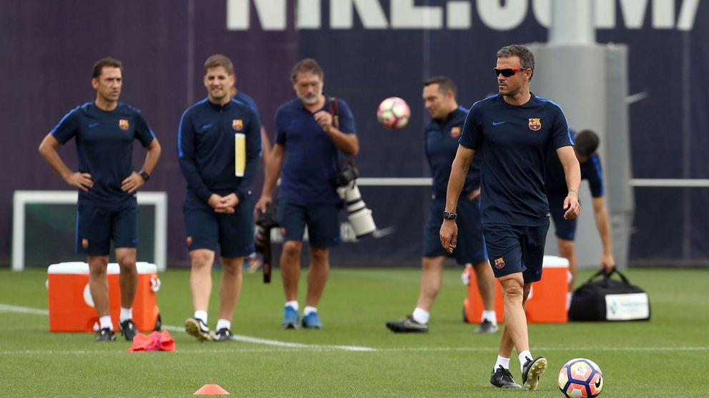Luis Enrique tiene un ojo en Vigo y otro en la 'molesta' Selección española