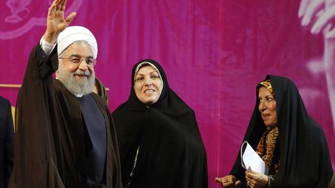 Los iraníes eligen a Rohaní para seguir abriéndose a Occidente