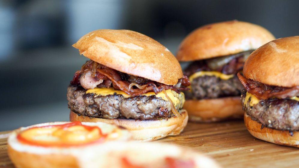 Foto: ¿Un atracón de hamburguesas debe contrarrestarse?