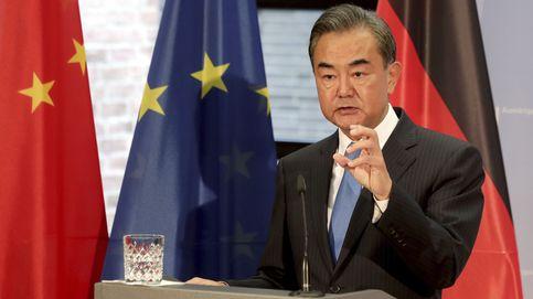 La accidentada gira del ministro chino por Europa