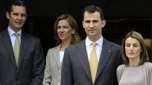 La Infanta, al banquillo; la Monarquía, absuelta