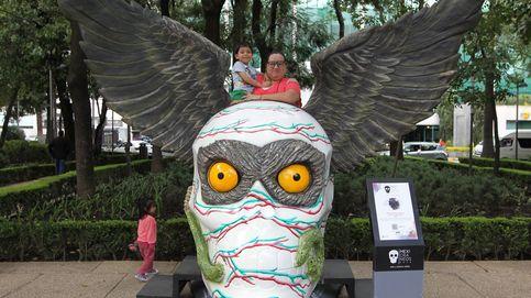 El día de los muertos en México y semana de la moda en Sao Paulo: el día en fotos