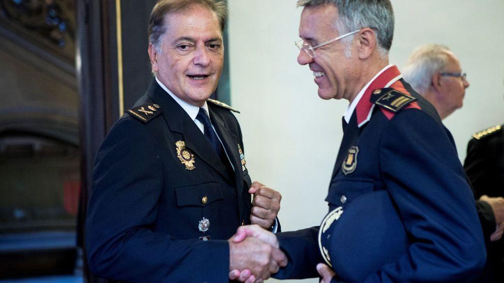 El jefe de la Policía Nacional de Cataluña, en cuarentena tras dar positivo en coronavirus