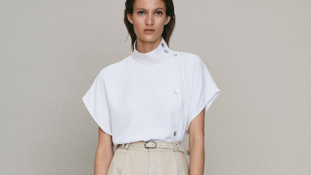 Massimo Dutti soluciona cualquier look del verano con este nuevo pantalón