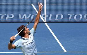 Djokovic, Federer y Berdych no sudan en su debut en el US Open