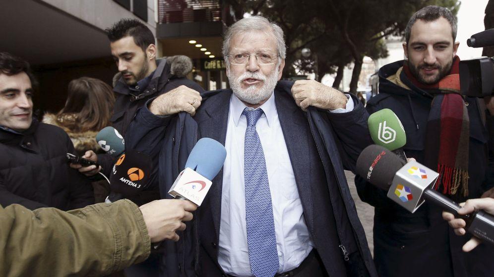Foto: El expresidente de Extremadura, Juan Carlos Rodríguez Ibarra. (EFE)