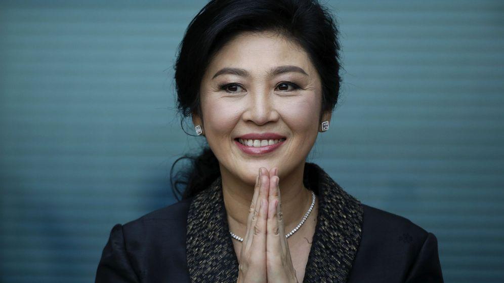 Foto: Ex primera ministra tailandesa, Yingluck Shinawatra (EFE)
