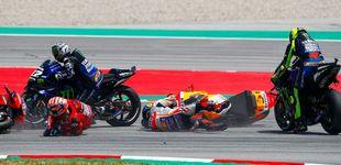 Post de El error de Jorge Lorenzo que ha devuelto MotoGP a su realidad