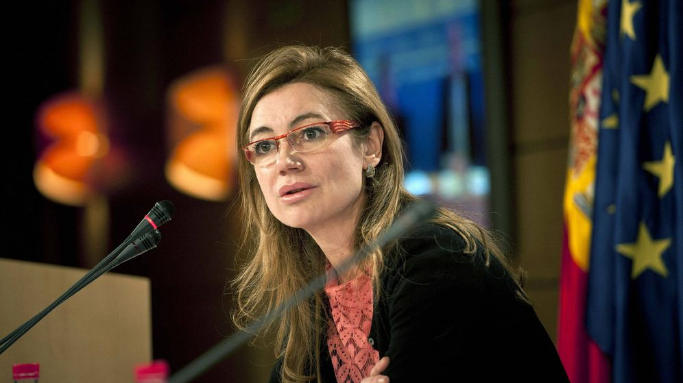 Foto: La secretaria de Estado de Presupuestos y Gastos en funciones, Marta Fernández Currás. (EFE)