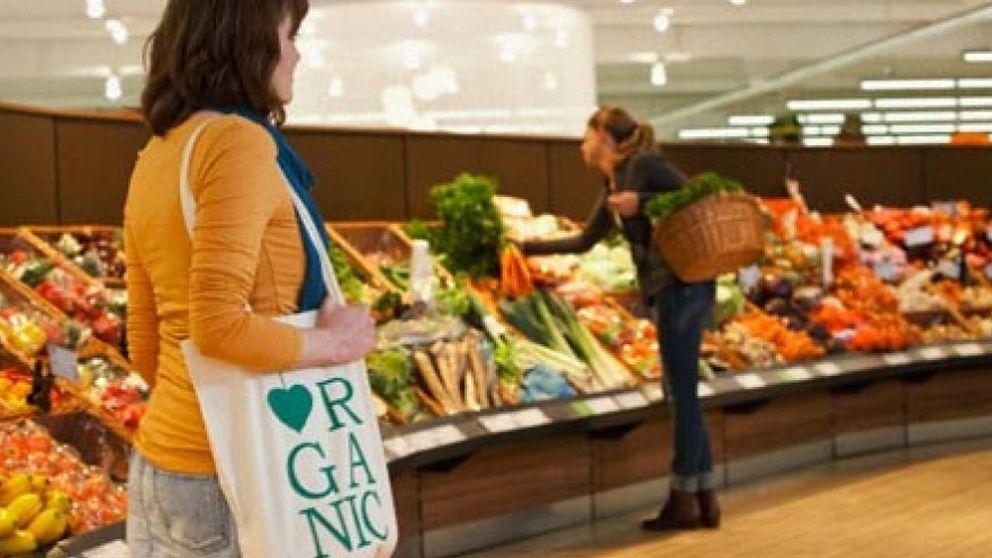 Quienes compran alimentos ecológicos suelen creerse moralmente superiores