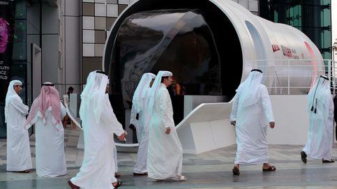 140 kilómetros en 12 minutos: así será el hyperloop que unirá Dubái con Abu Dabi