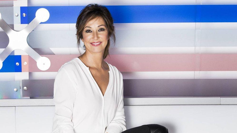 Foto: La presentadora y empresaria Ana Rosa Quintana.