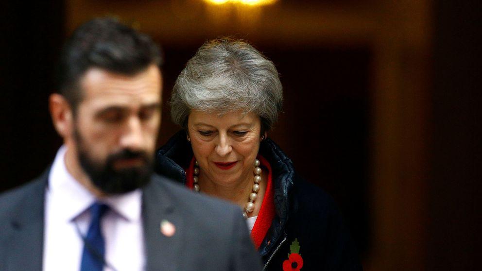 May amenaza a los Comunes con un no Brexit si rechazan su acuerdo