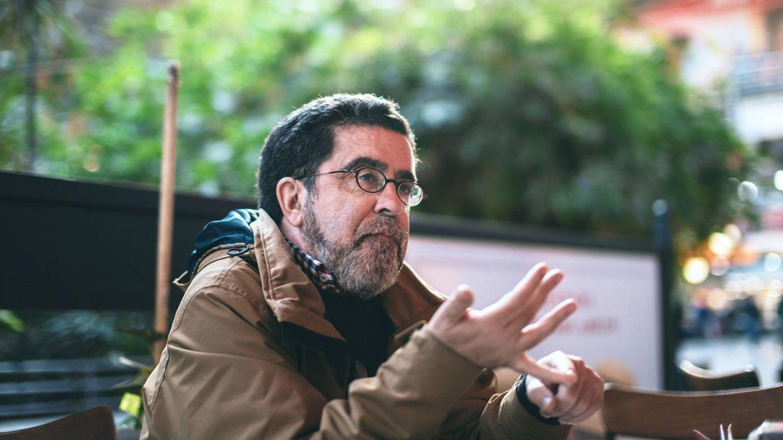 El periodista Mariano Sánchez Soler. (Foto: Jorge Álvaro Manzano)