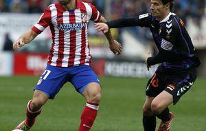 El Atlético busca el liderato en el Villamarín sin su fichaje estrella