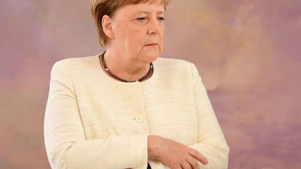 Foto: La canciller alemana, Angela Merkel. (EFE)