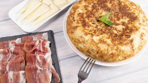Tortilla de patatas al horno: más ligera pero el doble de rica