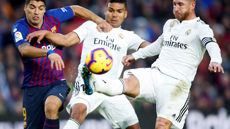 Las cruces de Florentino Pérez dentro del vestuario por la goleada ante el Barcelona