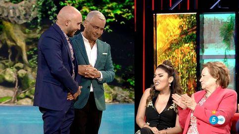 Kiko Rivera e Isa Pantoja se enfrentan en 'Supervivientes 2019' por Irene Rosales