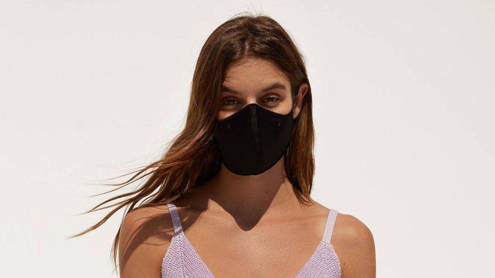 De modelos con mascarilla a drops: los aliados de las firmas durante la pandemia