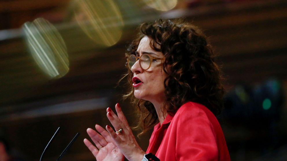 La 'coronación' de Montero: la ministra de Hacienda hace más que números