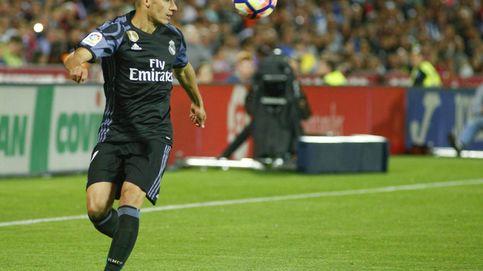 Nadie juega más partidos que Lucas Vázquez, el jugador número 12 perfecto
