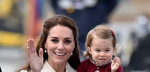 Post de Acusan a Kate Middelton y Guillermo de explotar la imagen de su hija Charlotte