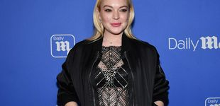 Post de Lindsay Lohan reclama su trono en la moda