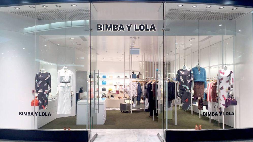 Foto: Exterior de una de las tiendas de Bimba y Lola.