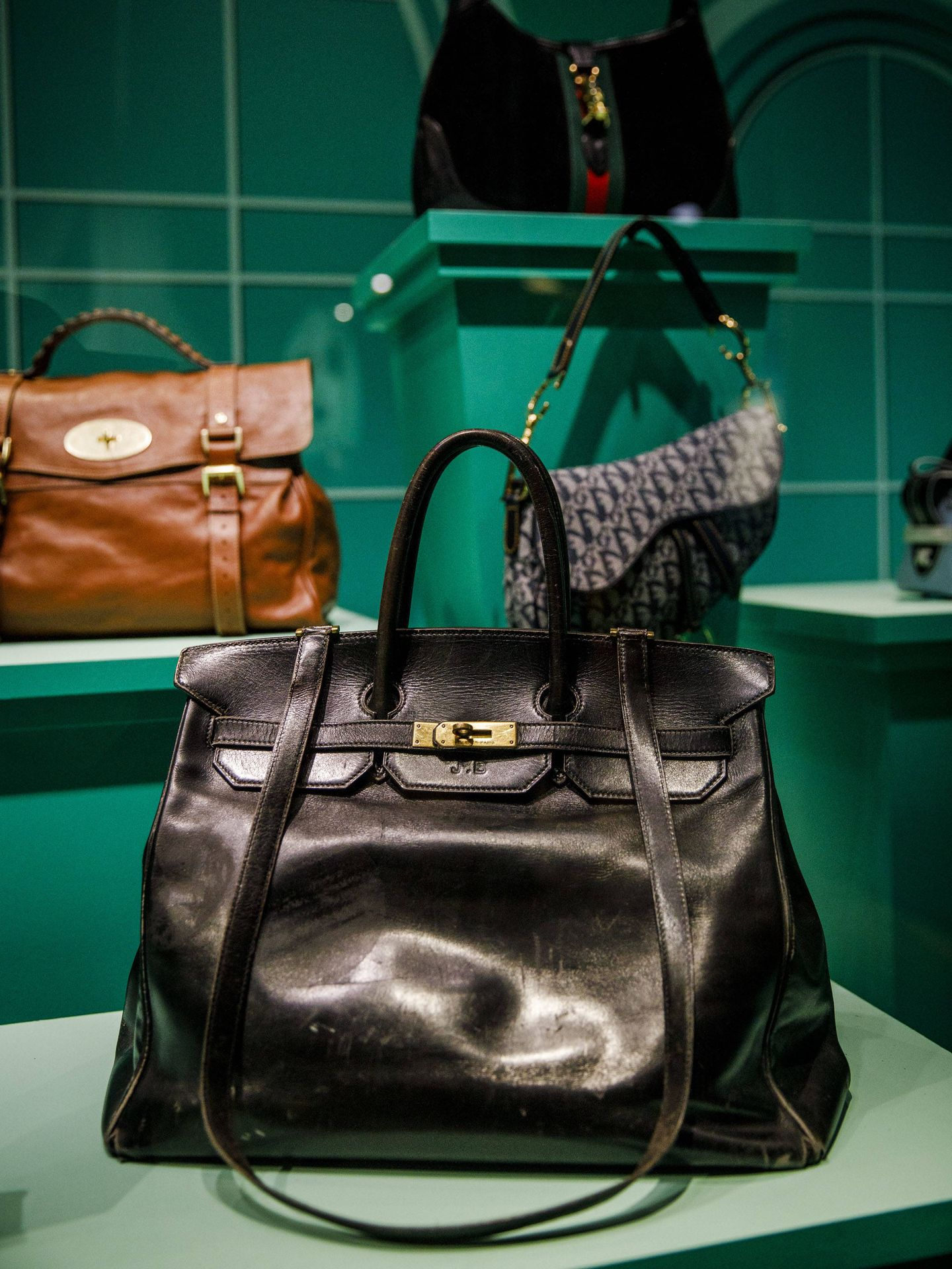 Imagen de la exposición 'Bags: Inside Out'.