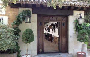 Restaurante Tejas Verdes, un 'antiguo' caserón con encanto