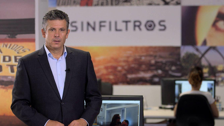 'Sin filtros', el nuevo encargo de Roberto Arce para BeMadtv