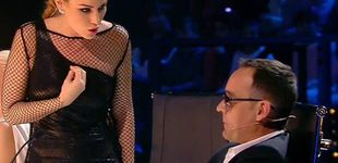 Post de Pique entre Risto y Edurne en 'Got Talent':