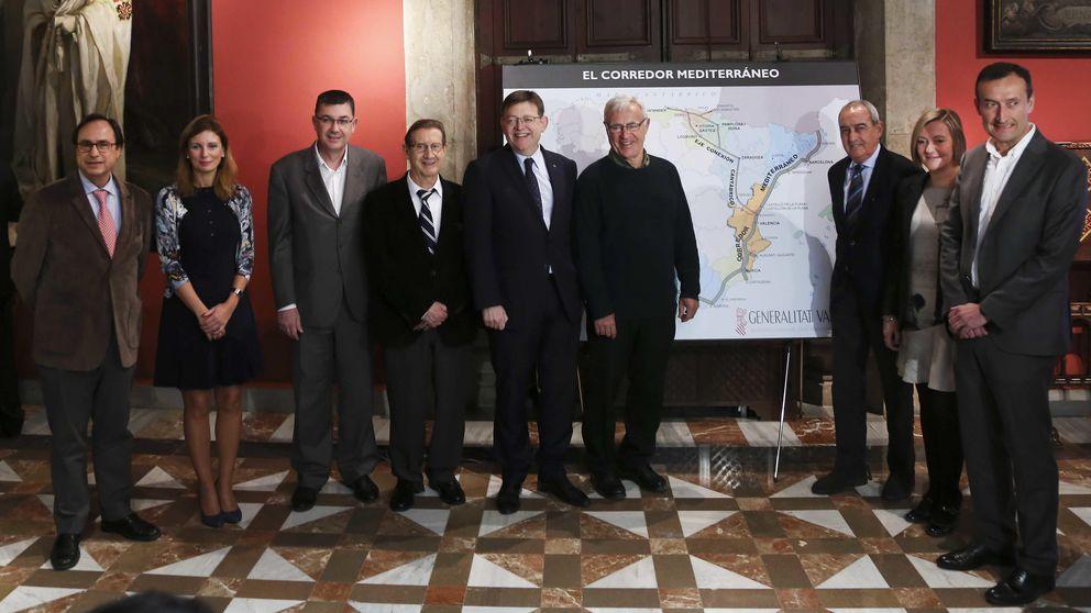 Ford, Seat y Alstom entran en campaña en defensa del Corredor Mediterráneo