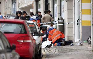 Una policía y el asaltante mueren en el atraco a un baco en Vigo