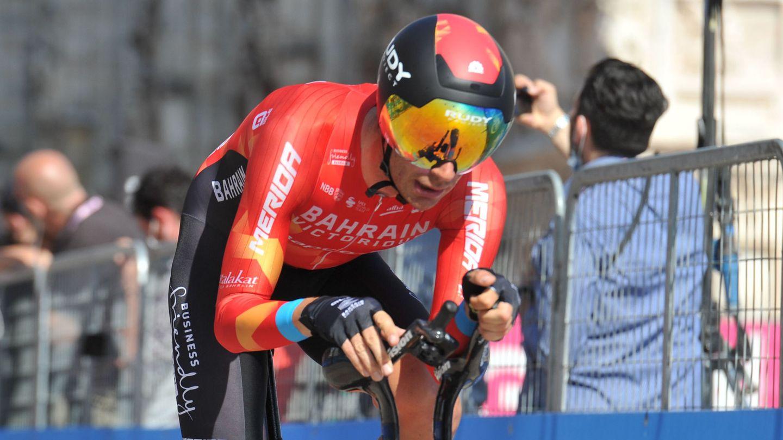 Caruso, el otro gran vencedor de la prueba italiana. (Reuters)