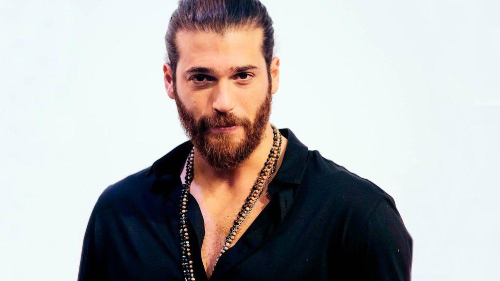 Foto: El actor turco Can Yaman. (Cordon Press)