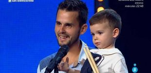 Post de Hugo Molina, el concursante más joven de 'Got Talent', deja