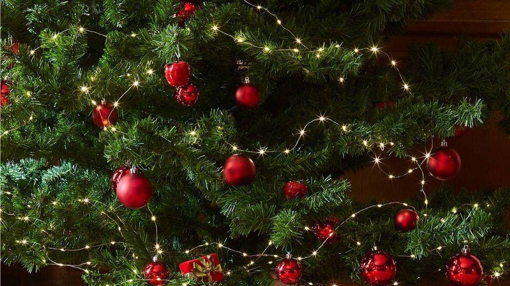 Foto: Una imagen navideña idílica. (Instagram @womensecretofficial)