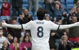 Kaká anuncia que se quiere ir del Madrid y ya negocia con el Milan