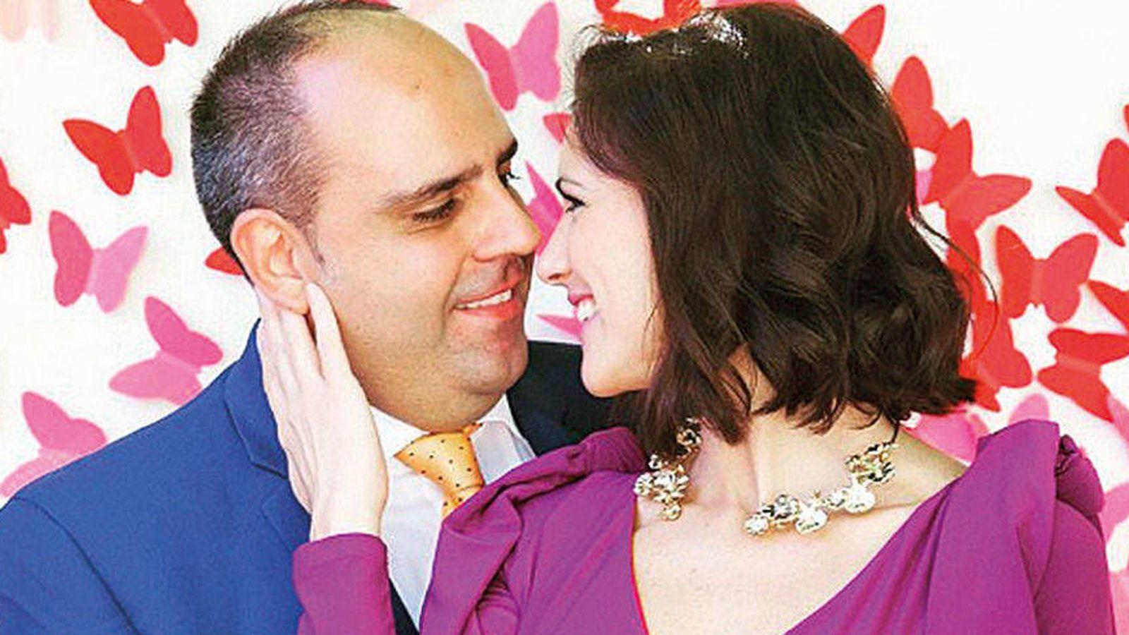Foto: María Jesús Ruiz con su actual pareja. (Gtres)