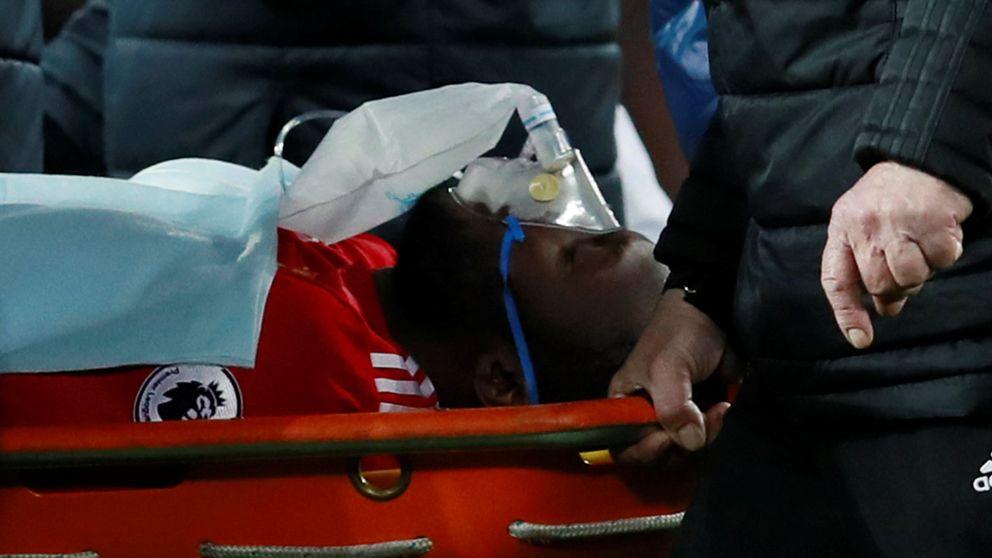 Lukaku encoge el corazón de la Premier con un episodio que recordó al de Torres
