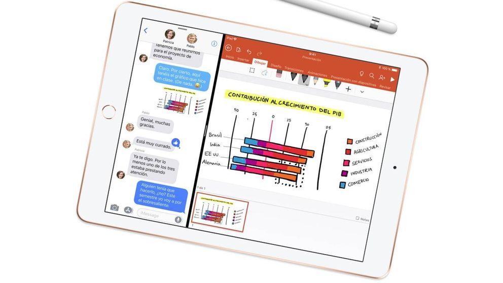 Apple estrena su iPad 'low cost' más barato: esta es la tableta que querrás tener
